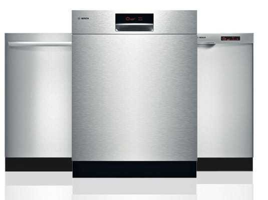 Bosch produces some of the best dishwashers