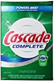 Complete Waterfall, Dishwashing powder, fresh scent 45 ounces (packing...