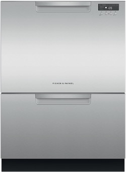 Fisher & Paykel DD24DCTX9N Double dishwasher High Handle Bag Dimensions dishwasher