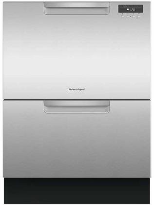 The Fisher Paykel DD24DAX9 Double DishDrawwer is the best drawer dishwasher.