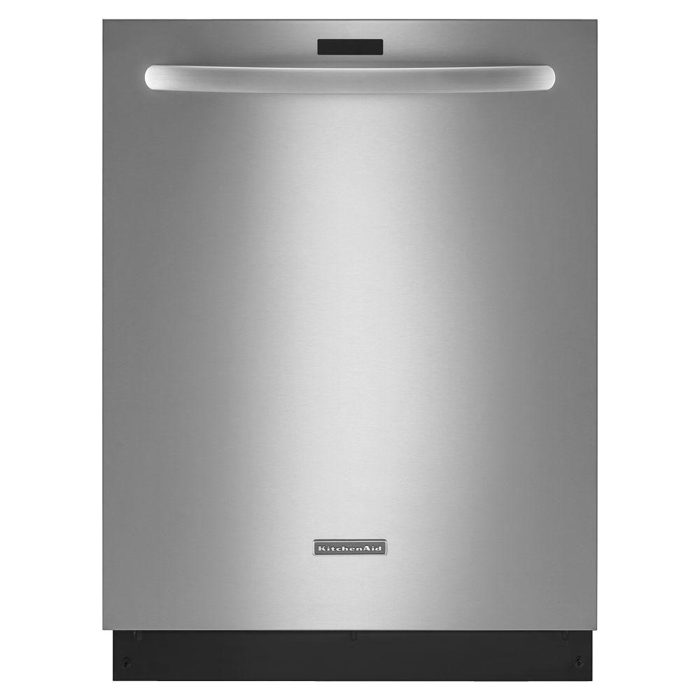 The KitchenAid Architect Series II Top Control dishwasher is the best dishwasher in the world.